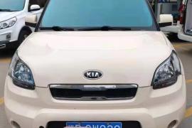 起亚 秀尔 2013款 秀尔 1.6 GL 自动抵押车