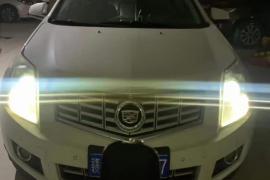 凯迪拉克SRX(进口) 2013款 凯迪拉克SRX(进口) 3.0L 豪华型抵押车