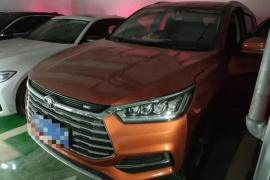 比亚迪 宋 2020款 宋 经典版 1.5T 手动舒适型抵押车