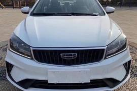 吉利帝豪 帝豪 2020款 帝豪 1.5L CVT豪华型抵押车
