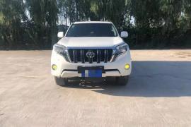 丰田 普拉多 2014款 普拉多 4.0L TX-L抵押车