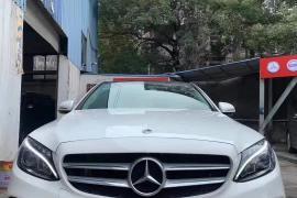 奔驰C级 2011款 奔驰C级 C200 CGI 时尚型抵押车
