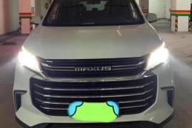 大通 上汽MAXUS G50 2019款 上汽MAXUS G50 1.5T 自动豪华版 国V抵押车