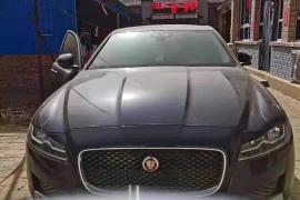 捷豹XF(进口) 2013款 捷豹XF(进口) 2.0T 豪华版抵押车