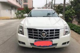 凯迪拉克CTS(进口) 2012款 凯迪拉克CTS(进口) 3.0L 豪华运动型抵押车