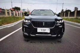 WEY VV7 2019款 WEY VV7 升级版 2.0T 旗舰型 国V抵押车