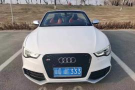 奥迪S5(进口) 2014款 奥迪S5(进口) Coupe 3.0T抵押车