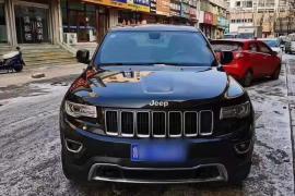 Jeep 大切诺基(进口) 2014款 大切诺基(进口) 3.0L 舒享导航版抵押车