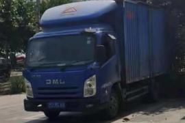 准18江铃凯运箱货、2.8T柴油版抵押车