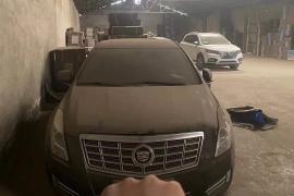 凯迪拉克XTS 2016款 凯迪拉克XTS 28T 精英型抵押车