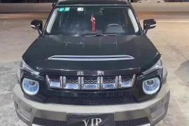 北京汽车 北京BJ20 2018款 北京BJ20 1.5T CVT精英型抵押车
