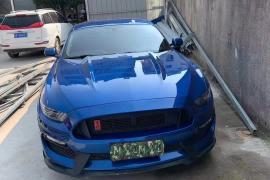 18年福特野马,高配福特 野马(进口)[Mustang]抵押车