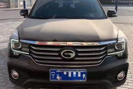 广汽传祺 传祺GS7 2019款 传祺GS7 390T 两驱豪华型抵押车