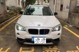 宝马X1 2014款 宝马X1 sDrive20i 运动设计套装抵押车