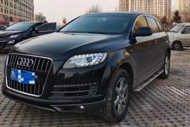 奥迪Q7(进口) 2015款 奥迪Q7(进口) 35 TFSI 进取型抵押车