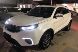 福特 领界 2019款 领界 EcoBoost 145 CVT铂领型 国V抵押车