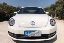 大众 甲壳虫(进口) 2014款 甲壳虫(进口) 1.4TSI 时尚版抵押车