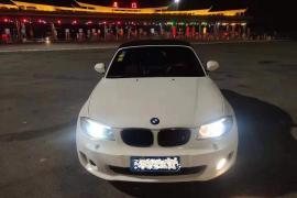 宝马1系(进口) 2011款 宝马1系(进口) 120i 敞篷轿跑车抵押车
