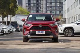 丰田 RAV4荣放 2020款 RAV4荣放 2.0L CVT两驱风尚版抵押车