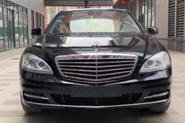 奔驰S级(进口) 2012款 奔驰S级(进口) S300L 商务型 Grand Edition抵押车