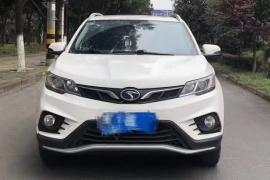东南DX3 2018款 东南DX3 1.5T SRG 手动旗舰型抵押车