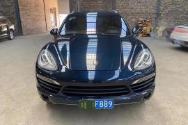 保时捷Cayenne(进口) 2012款 保时捷Cayenne(进口) GTS 抵押车