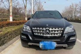 奔驰M级(进口) 2011款 奔驰M级(进口) ML350抵押车