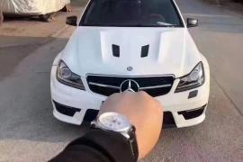 奔驰G级AMG(进口) 2016款 奔驰G级AMG(进口) G63抵押车