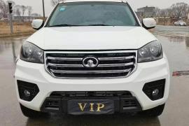 长城 风骏5 2020款 风骏5 2.4L汽油四驱精英型小双排国VI 4K22抵押车