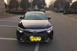 丰田 凯美瑞 2015款 凯美瑞 2.0G 领先版抵押车