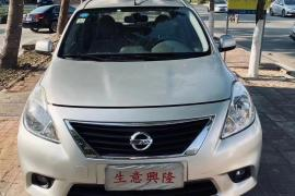 日产 阳光 2014款 阳光 1.5XE CVT舒适版抵押车