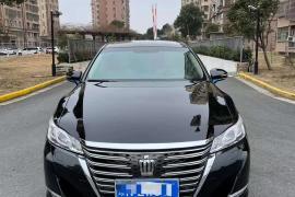 丰田 皇冠 2017款 皇冠 2.0T 运动版抵押车