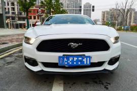 福特 野马(进口)[Mustang] 2016款 野马(进口) 2.3T 自动 硬顶 P版 美规抵押车