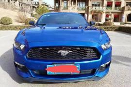 福特 野马(进口)[Mustang] 2017款 野马(进口) 2.3T 性能版抵押车