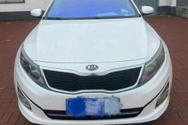 起亚K5 2015款 起亚K5 2.0L 自动GLS抵押车