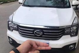 广汽传祺 传祺GS7 2017款 传祺GS7 280T 两驱豪华型抵押车