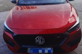 名爵6[MG6] 2019款 名爵6 20T 自动Trophy极智竞技版抵押车