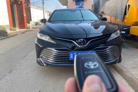 丰田 凯美瑞 2019款 凯美瑞 2.0G 豪华版 国V抵押车