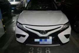 丰田 凯美瑞 2019款 凯美瑞 2.5S 锋尚版 国VI抵押车