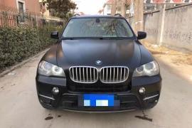 宝马X5(进口) 2012款 宝马X5(进口) xDrive35i 豪华型 5座抵押车