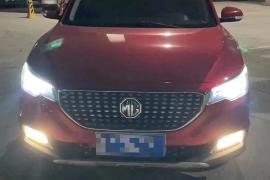 名爵ZS[MGZS] 2017款 名爵ZS 1.5L 自动豪华版抵押车