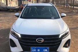 广汽传祺 传祺GS4 2020款 传祺GS4 270T 自动尊享版抵押车