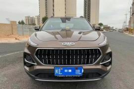 江淮 瑞风S7 2019款 瑞风S7 1.5T 自动安全型 5座抵押车