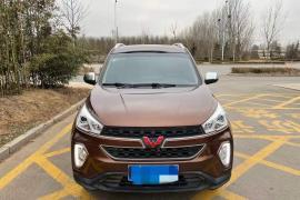 五菱宏光S3 2018款 五菱宏光S3 1.5T 手动豪华型 国V抵押车