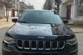 Jeep 大指挥官 2018款 大指挥官 2.0T 四驱悦享版 国VI抵押车