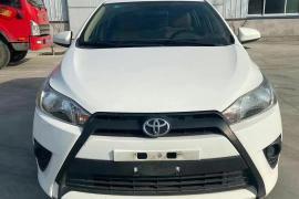 丰田 YARiS L 致炫 2015款 YARiS L 致炫 1.5G 手动 橙色限量版抵押车