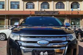 福特 锐界(进口) 2012款 锐界(进口) 2.0T 自动 精锐型天窗版抵押车