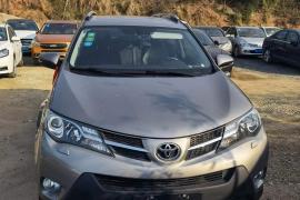 丰田 RAV4荣放 2015款 RAV4荣放 2.5L 自动四驱精英版抵押车