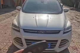福特 翼虎 2015款 翼虎 2.0T GTDi 四驱尊贵型抵押车