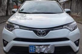 丰田 RAV4荣放 2019款 RAV4荣放 2.0L CVT两驱先锋版 国VI 抵押车